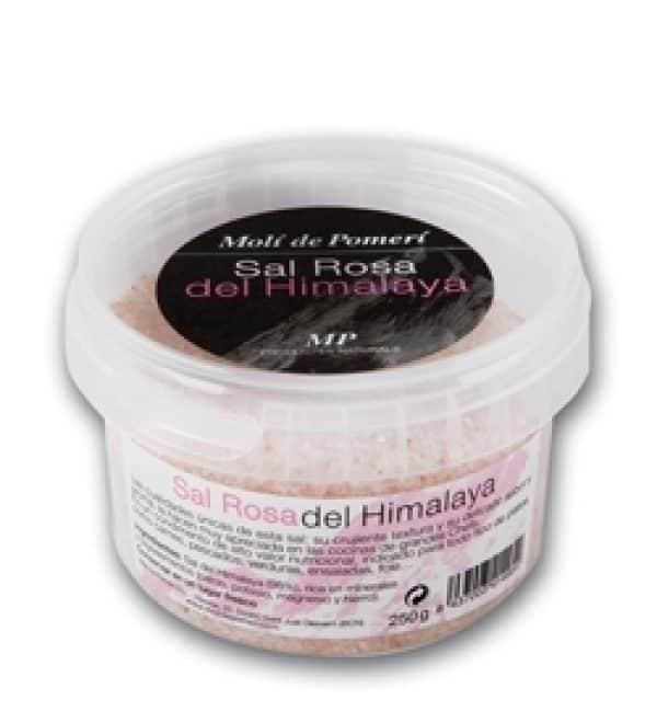Pink Salt from the Himalaya